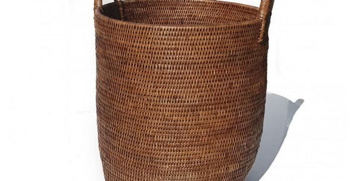 Rattan Lupine Basket