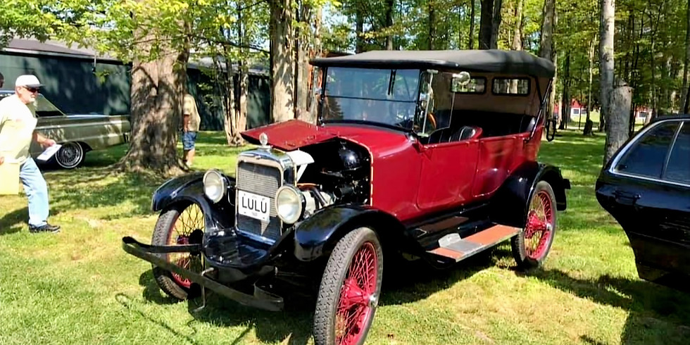 2021 SOUTH RUSSELL CHARITY CAR SHOW