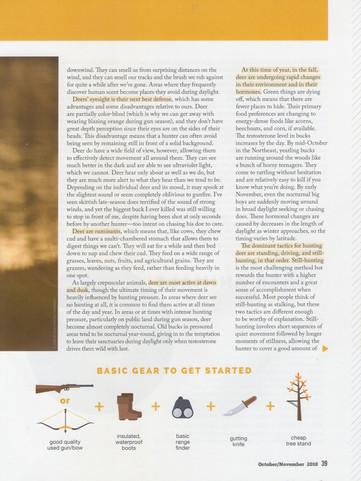 Deer Basics Page 2