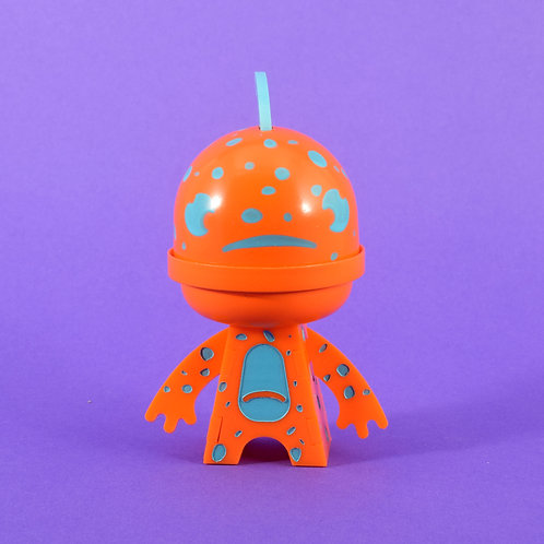 Orange Monster Capsule