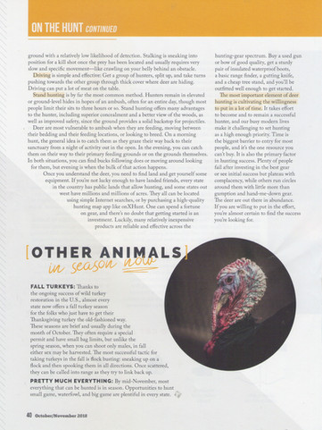 Deer Basics Page 3