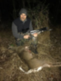 NJ Guided Deer Hunting