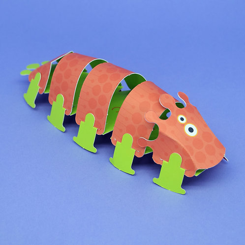 CATERPILLAR MONSTER KIT