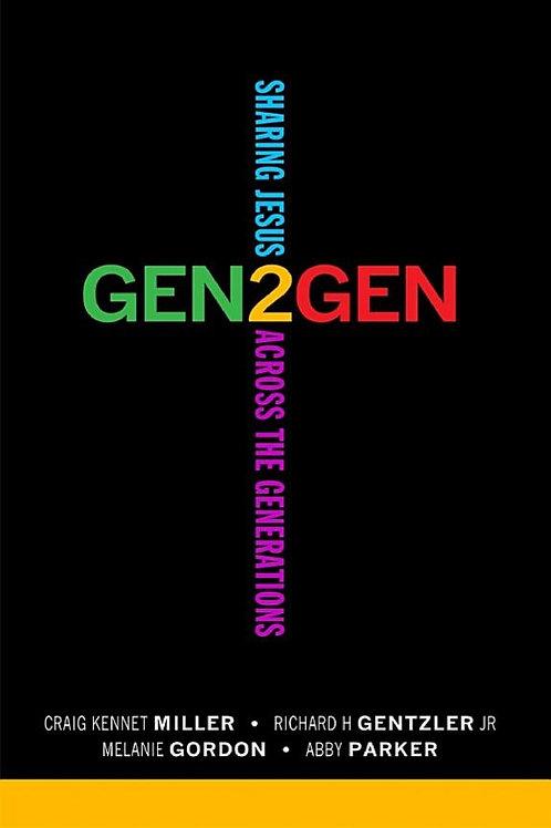 Gen2Gen: Sharing Jesus Across the Generations