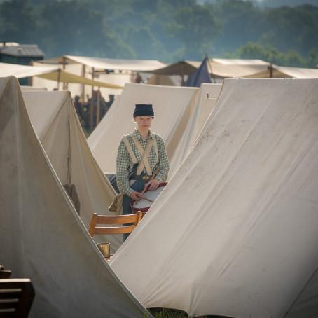 Gettysburg Reenactments for Photographers
