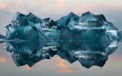 Frozen Glaciers