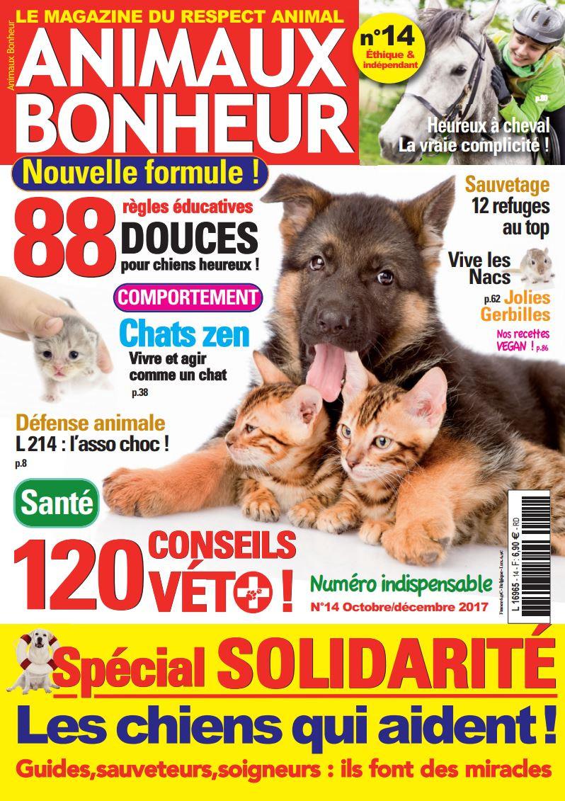 Animaux Bonheur N°14
