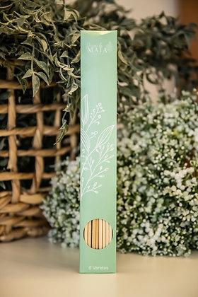 Conjunto de Varetas em Madeira 25cm