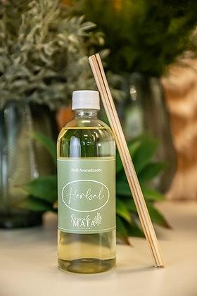 Herbal Refil Difusor para Ambiente 500ml