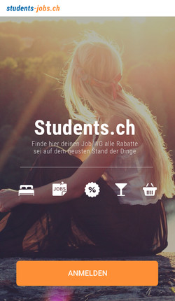 Students Mobile App