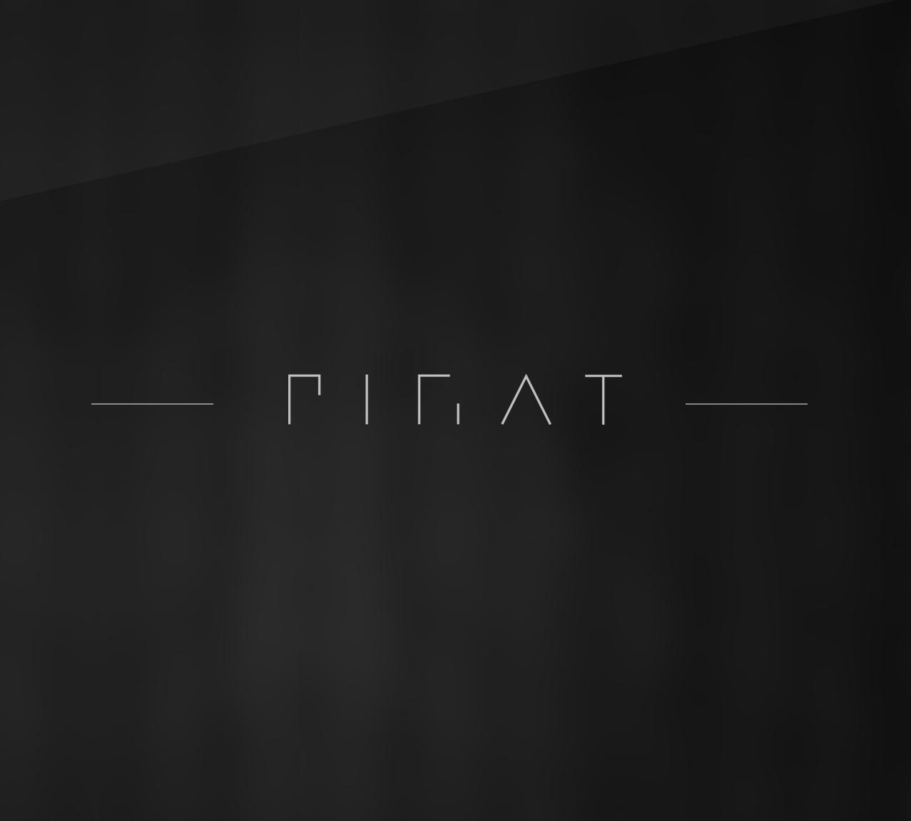 Pirat Font Design