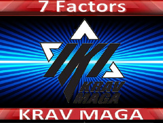 Seven X Factors of IKI Krav Maga
