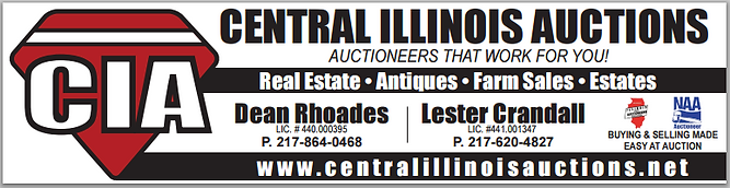 Central Illinois Auctions Decatur Illinois Auction Company
