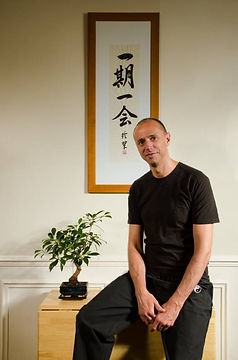 Thierry Alleaume, praticien en massage de relaxation à Paris