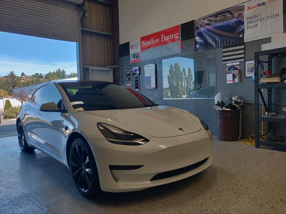 2018 Tesla