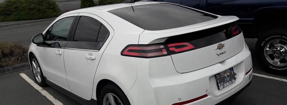 Chevy Volt 15% Window Tint