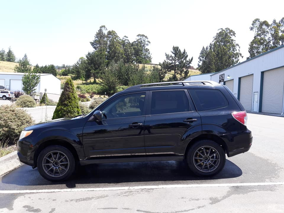 Tint and Detail-2012 Subaru Forester