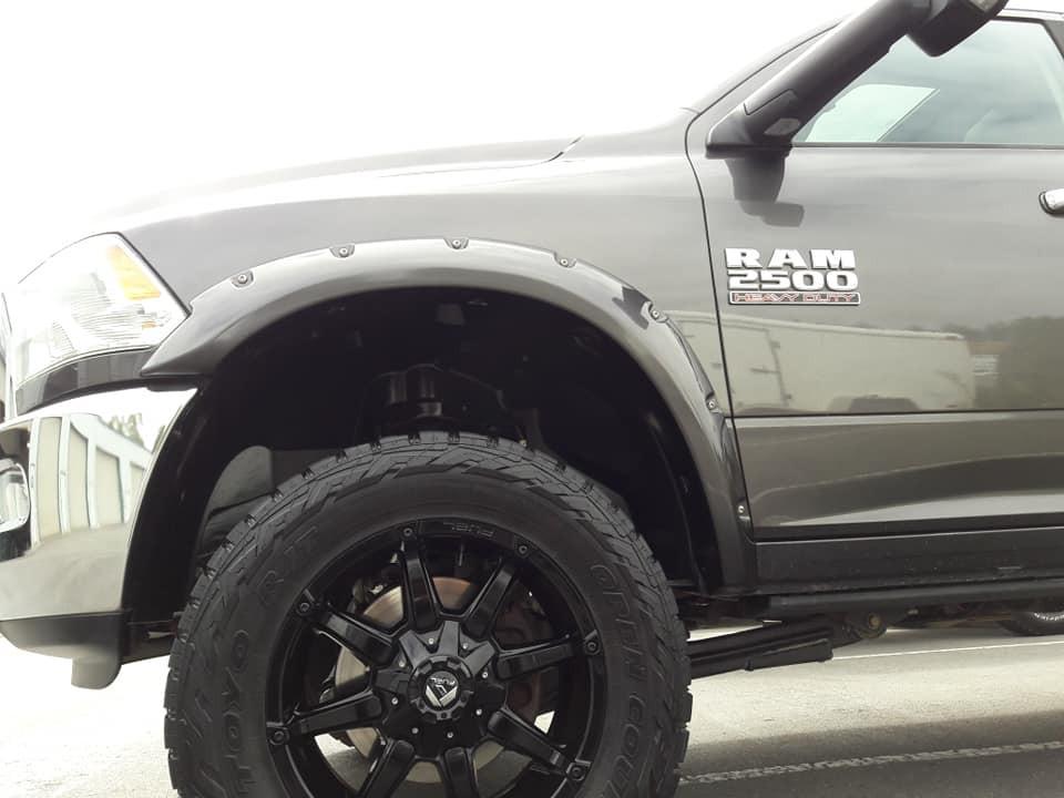 Dodge Ram Detail