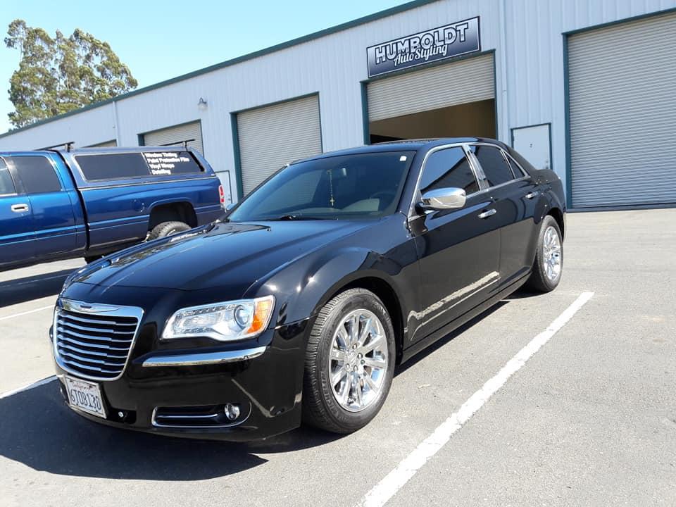 Chrysler 300 post detail
