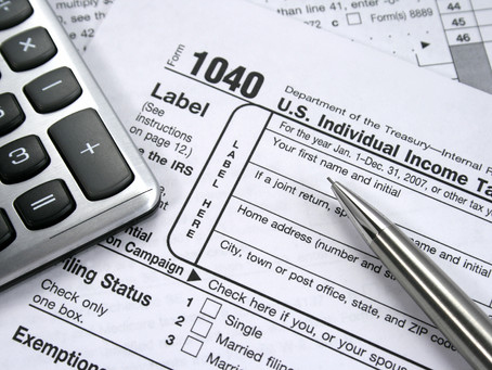 Investing Your Tax Return Money