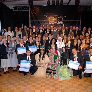 Ceremonia Premiación 2008