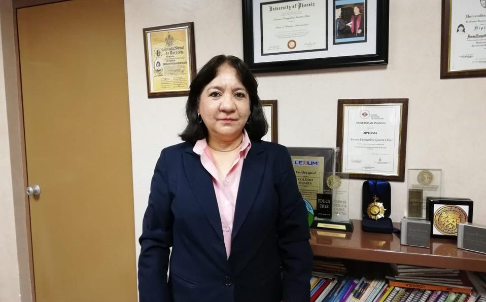 Dra. Aurora Evangelina Guerra Chiw