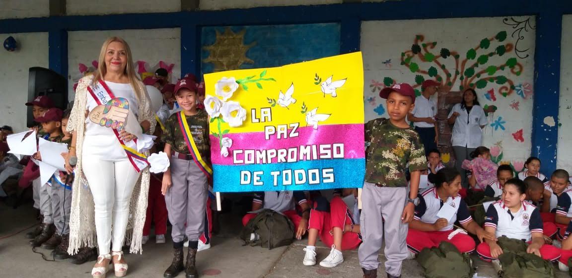 NIÑOS EMBAJADORES DE PAZ