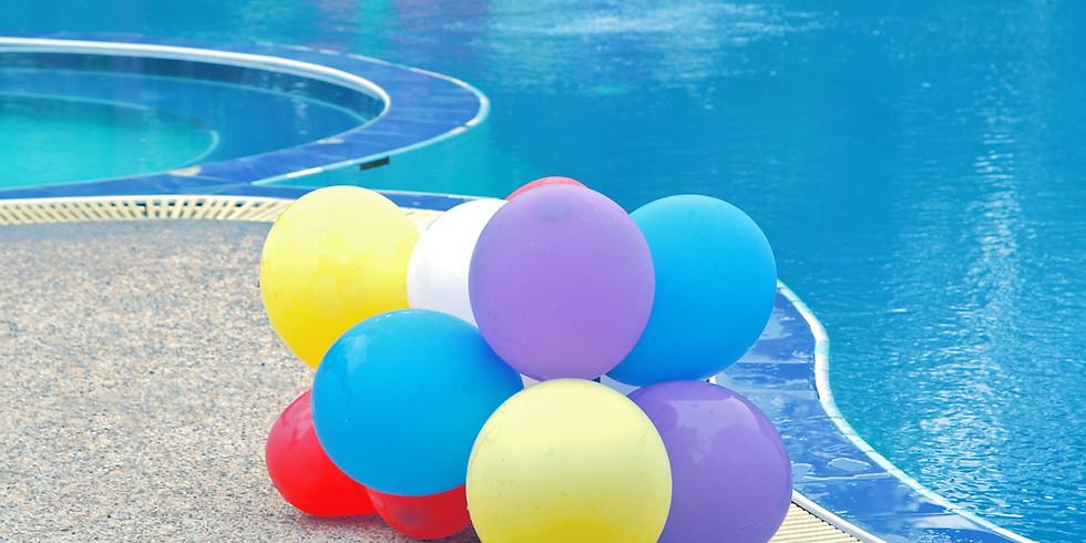 Kids Crew Water Games
