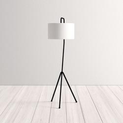 Beatrix Tripod Floor Lamp