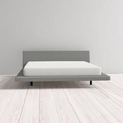Audrina Upholstered Platform Bed