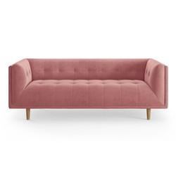 Eva 82'' Velvet Sofa