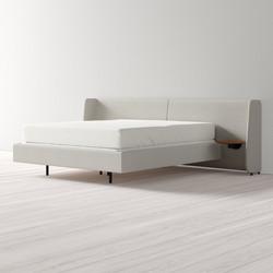 Hunker Upholstered Standard Bed