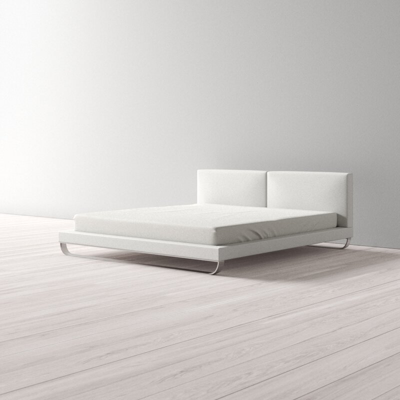 Bates Upholstered Platform Bed