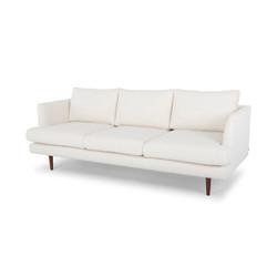 Norah 84'' Velvet Sofa