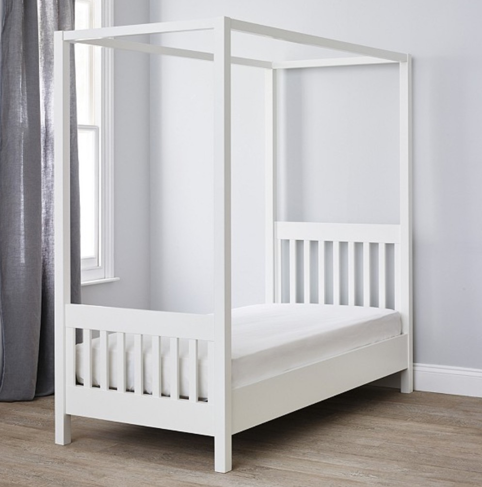 Classic Single Four Poster Bed