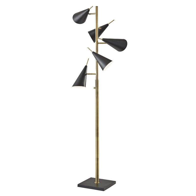 Baskerville Tree Floor Lamp