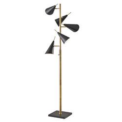 Baskerville Tree Floor Lamp