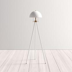 Keyes Tripod Floor Lamp