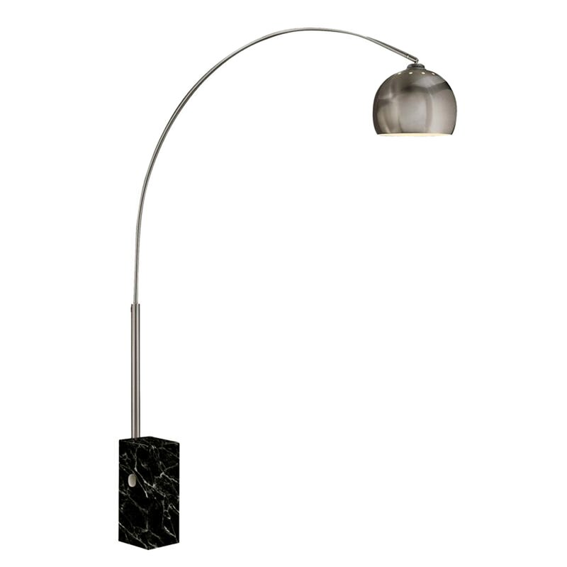 Sara Swing Arm Floor Lamp