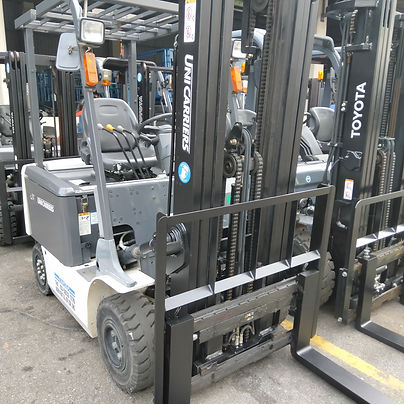 Unicarrier Electric Forklift 2.5ton