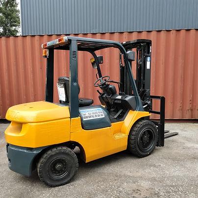 Toyota Diesel Forklift 3.0ton