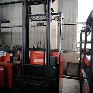 Toyota Forklift Recondtioned for sales and rental