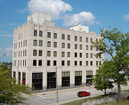 Current WTA office building at Jefferson One Downtown Saginw