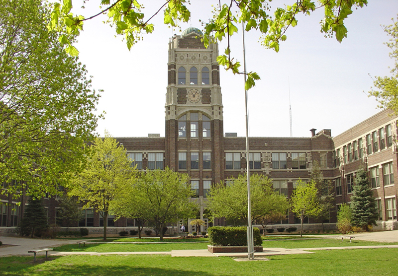 Bay City Central High School