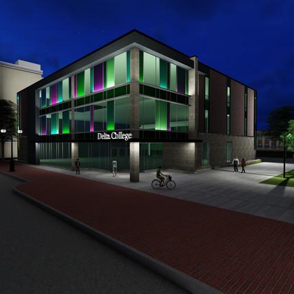 Future Delta Saginaw Campus