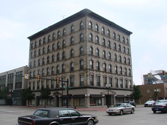 Eddy Building