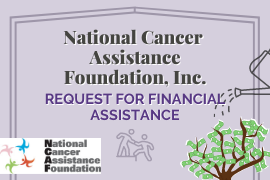 National Cancer Assistance Foundation (NATCAF)
