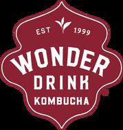 Kombucha Wonder Drink logo