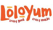 Loloyum Snacks logo