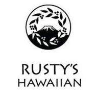 Rusty's Hawaiian Ka'u Coffee logo
